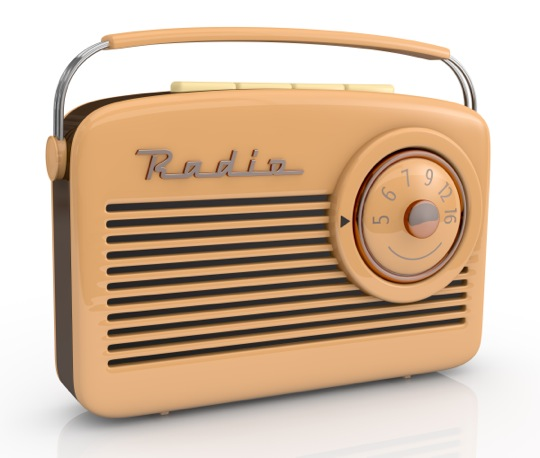 Radio - zgodovina