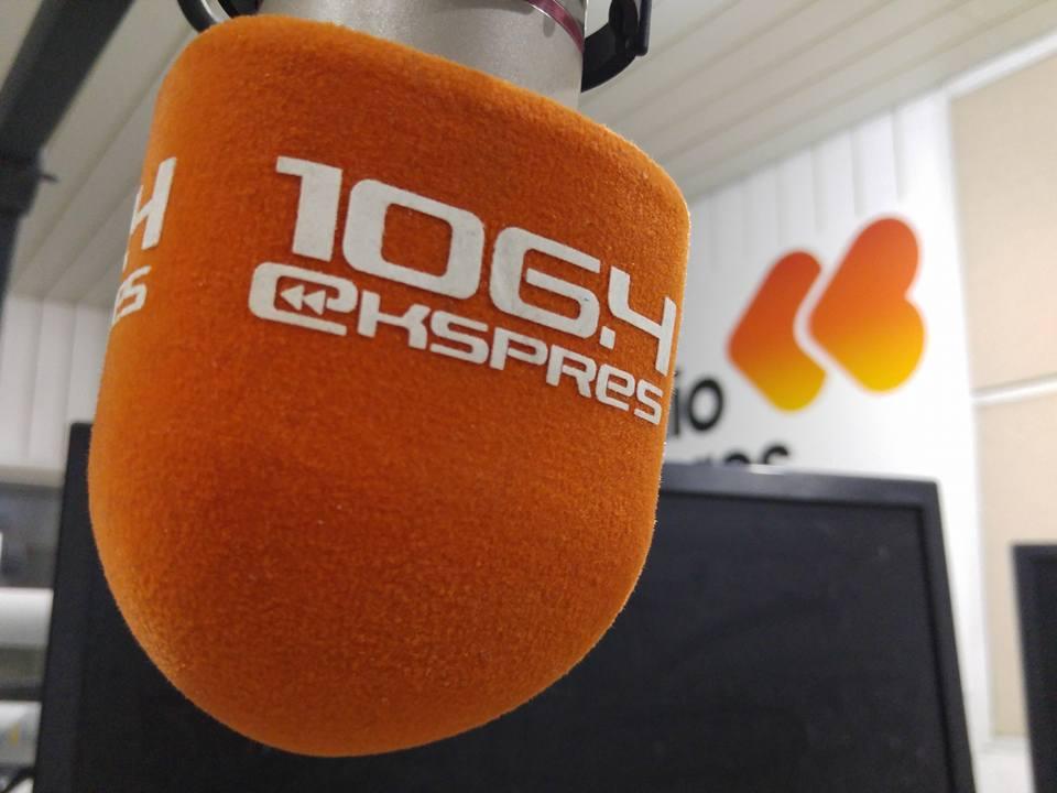 mikrofon radio ekspres