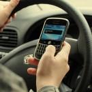 telefon med vožnjo