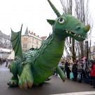 zmajev karneval - foto visitljubljana.com